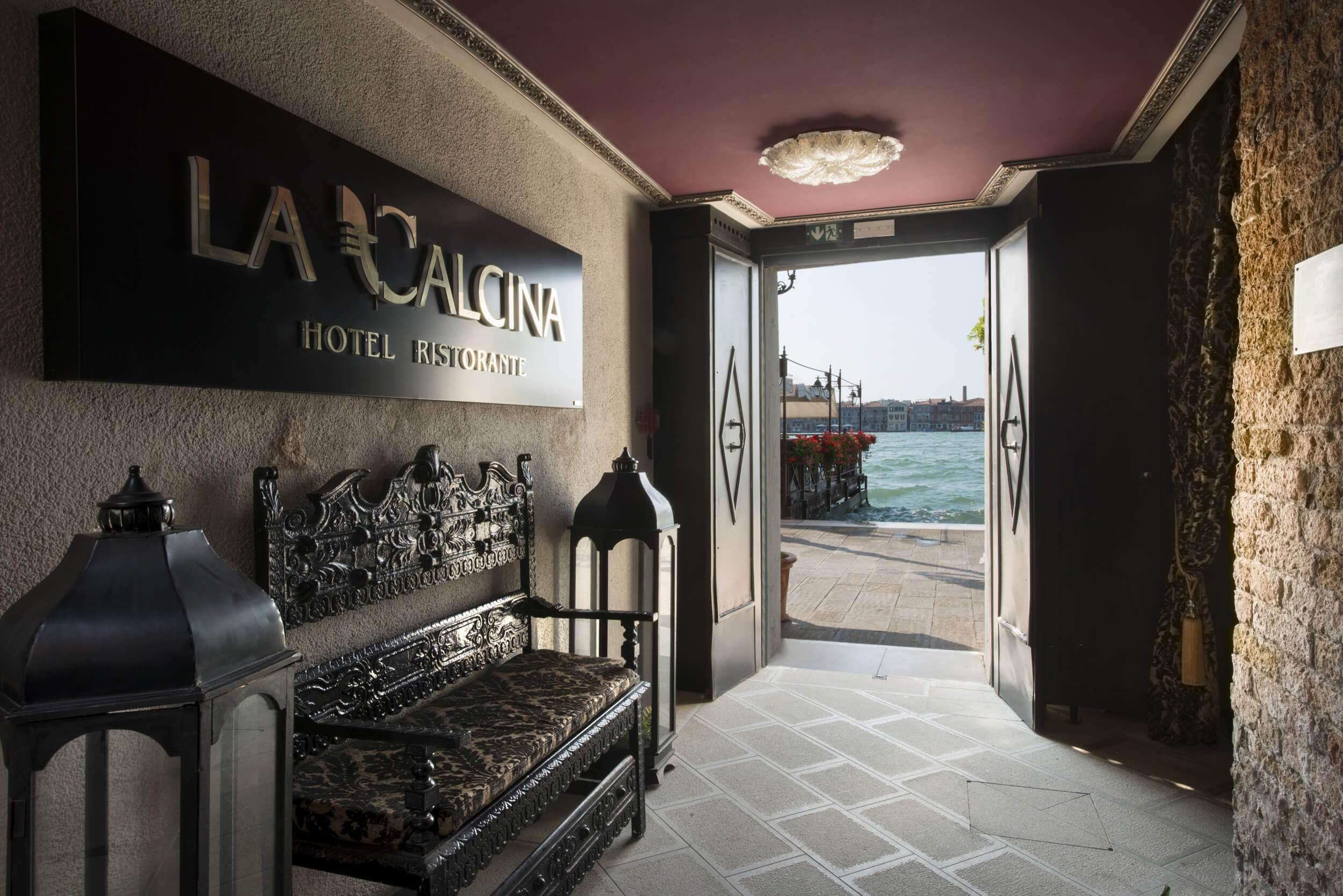 News un s jour musical venise hotel la calcina venise for Hotel venise piscine interieure
